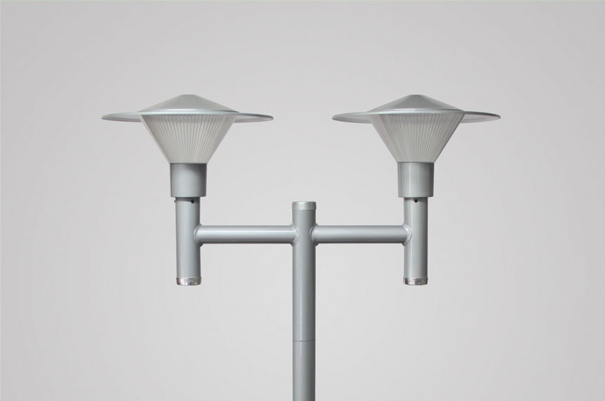 iluminacao jardim poste:poste jardim residencial pj 54 59 2 características poste reto em