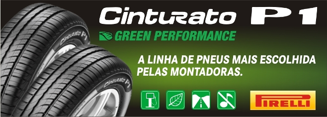 Pneus Green Performance Cinturato P1