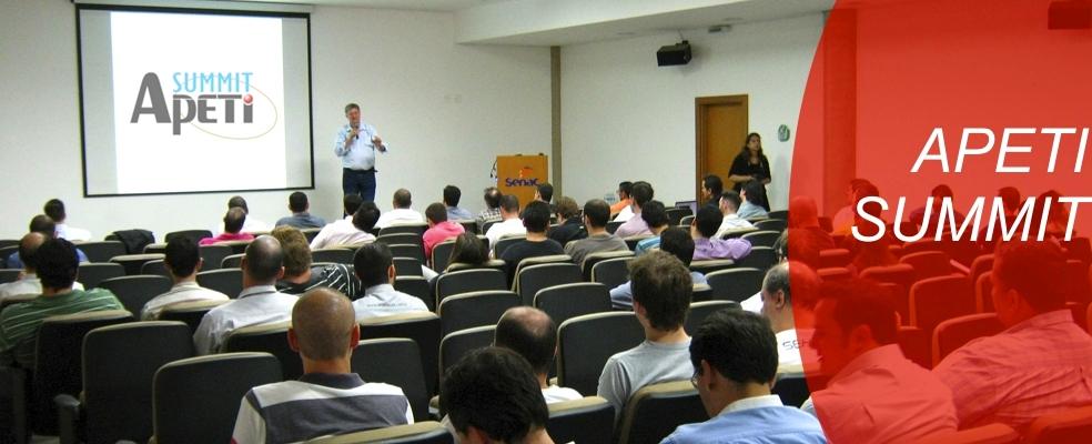 Realizado o primeiro Apeti Summit - O tema do evento foi o Cloud Computing