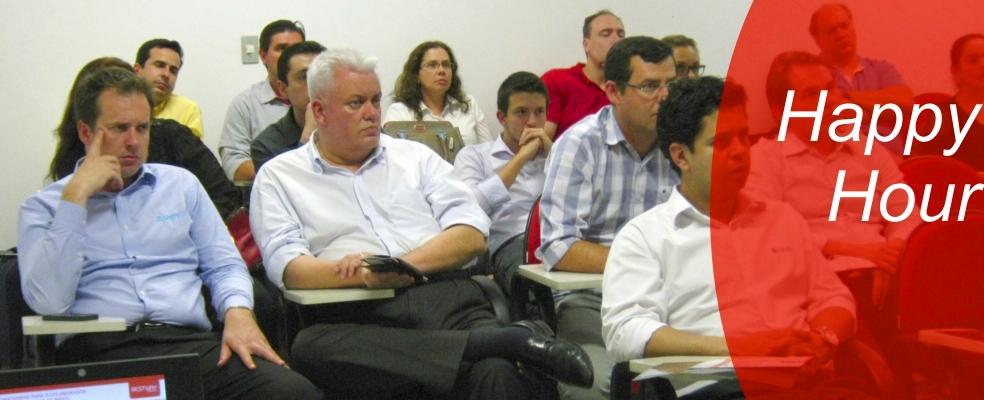 Gerente regional do Best Way Group, foi palestrante no happy hour realizado pela Apeti - mais de 600 empresas de TI praticam este modelo de gestão