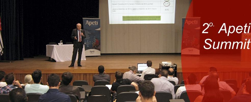 Casa cheia e surpresas marcaram a segunda edição do Apeti Summit