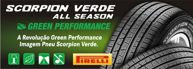 Pneu Green Performance Scorpion Verde