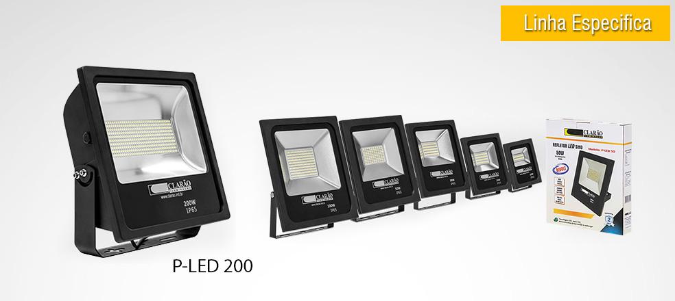 P LED 200