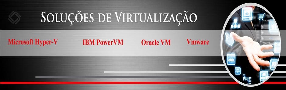 Coloque seu ambiente de TI em alta disponibilidade através das soluções de virtualização da Visual Systems