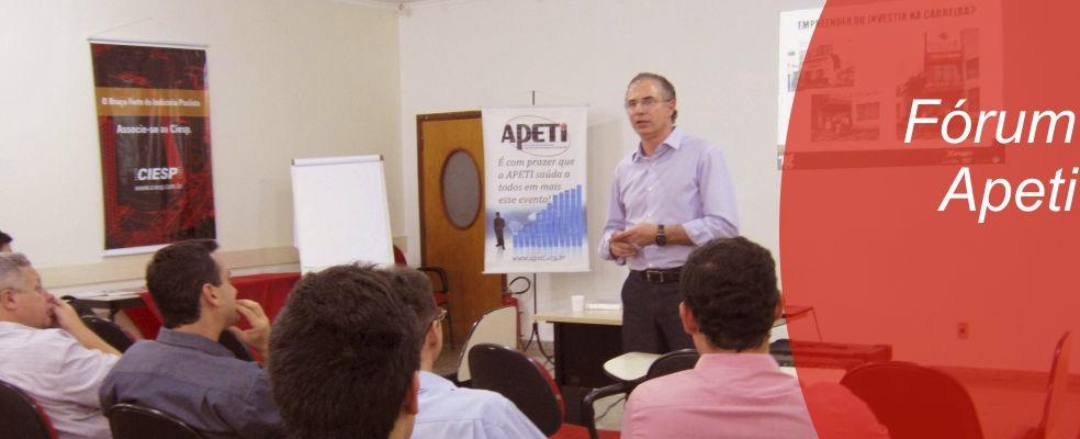 Fórum de Empreendedorismo contou com um workshop com representantes da Softex e palestra com o presidente do Grupo Prepara