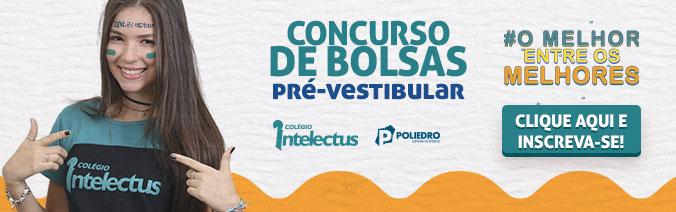 Clique aqui e inscreva-se em nosso concurso de Bolsas do Pré-Vestibular.