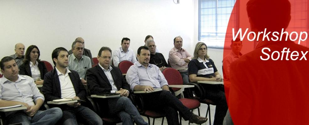 Workshop promovido em Rio Preto pela Apeti, proporcionou chances de crescimento para empresas da região por meio de programas da Softex