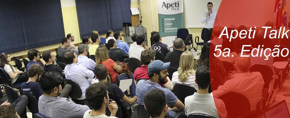 Em mais uma edição do Apeti Talk, a produtividade foi debatida.