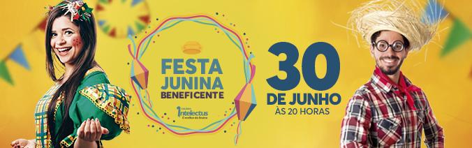 Vem aí a nossa Festa Junina!