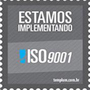 Selo da ISO 9001-1