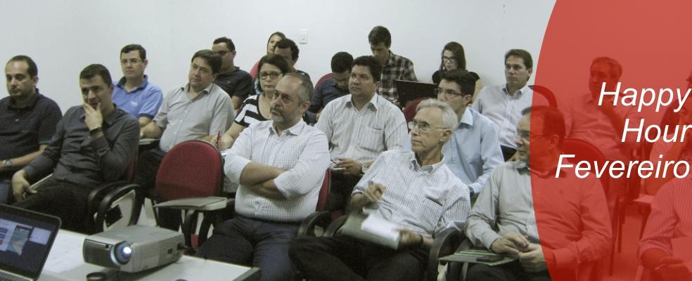 Apeti Happy Hour reúne empresários e discute as consequências da pejotização e transformação em S/A.