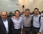 Evento no Parque Tecnológico de Rio Preto reúne diretoria da Apeti